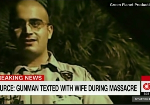 The Orlando Shooter Texted His Wife During The Attack On Pulse Nightclub