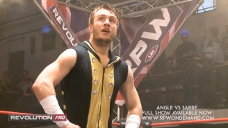The Will Ospreay Vs. Vader Feud Moves From Twitter To Real Life This Summer