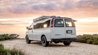 This Filmmaker's Converted Van Is Cooler Than Just About Any Apartment