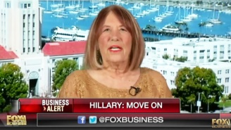 A Benghazi Victim's Angry Mother Won't Rest Until Hillary Clinton's 'In Stripes'