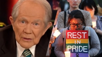 Pat Robertson Takes The Crown For The Worst Reaction To The Orlando Massacre