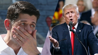 Chuck Todd Grills Paul Ryan Over His Support Of Donald Trump