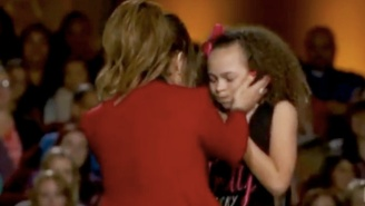 An Adorable And Nervous 'So You Think You Can Dance' Contestant Vomited All Over Paula Abdul