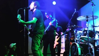 Pearl Jam Had A Special Guest For Their Secret Show At Third Man Records Ahead Of Bonnaroo
