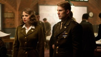 Hayley Atwell Is Not A Fan Of Captain America's Awkward New Romance