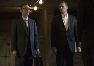 Review: 'Person of Interest' goes out with a bang with 'Return 0'