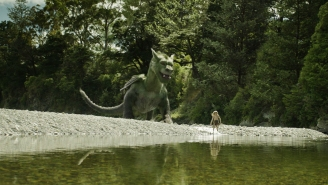 David Lowery brings joy and wonder to a sneak peek at Disney's 'Pete's Dragon' remake