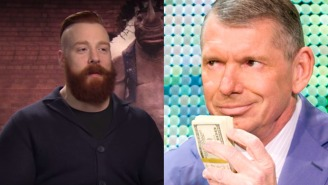 WWE Owner Vince McMahon Made Fun Of Sheamus' Handshake The First Time They Met