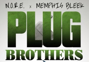 N.O.R.E. And Memphis Bleek Are Plug Brothers And Here's Their New Track, 'Mogul'