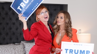 This Donald Trump Porn Parody Is Going To Be Yuuuuuge, If You Know What We Mean