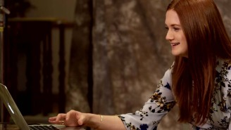Guess Which Hogwarts Houses Harry Potter's Ginny & Ron Get Sorted Into