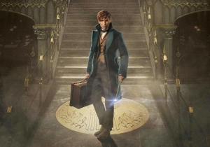 Harry Potter Spinoff 'Fantastic Beasts' Gets a Monstrous New Poster