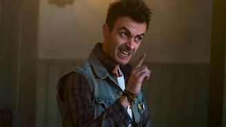 Review: 'Preacher' keeps piling on the crazy with 'See'