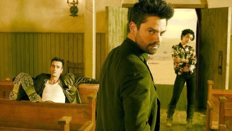 Hell is hotter than ever: AMC renews 'Preacher' for an expanded second season