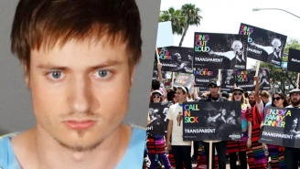 Police Identify The Would-Be L.A. Pride Attacker And He Has A History With Weapons
