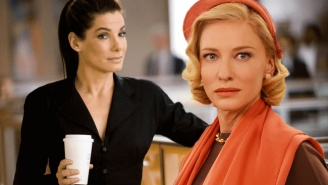 Cate Blanchett Aims To Be The Glue In Sandra Bullock's Female 'Ocean's Eleven' Team