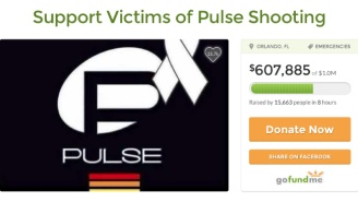 The GoFundMe For Orlando Shooting Victims Is Raising An Amazing Amount Of Money