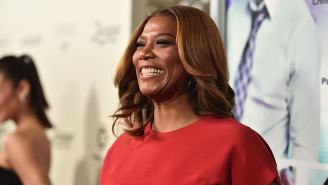 Queen Latifah Slams Today's Rappers As 'Soft' For Rapping About Drugs Instead Of Tackling Politics