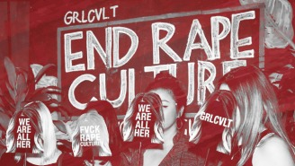 Meet The Secret Society That's At War With Rape Culture