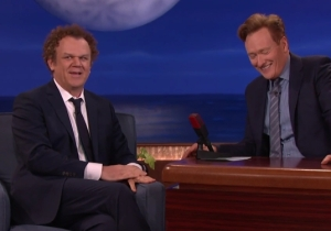 This Frightening 'Step Brothers' Tattoo Left John C. Reilly Feeling A Little Queasy