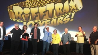 Rifftrax's 'MST3K' Reunion Was A Great Success And Confirms The Reboot Is In Good Hands With Jonah Ray