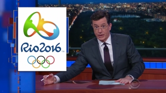 Stephen Colbert Lays Out The Many Flaws And Possible Catastrophes Awaiting Rio 2016