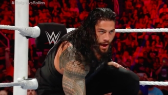 Roman Reigns Was Forced To Apologize To The WWE Locker Room For His Suspension