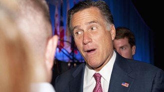 Mitt Romney Is Still Dropping Hints About His Presidential Possibilities