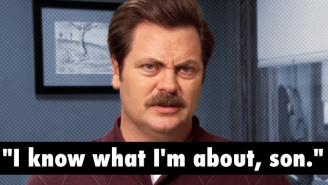 Ron Swanson Quotes For When You Need To Tackle Life With A Whole-Ass Attitude