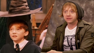 'Harry Potter' Alums Took The Sorting Hat Quiz For A Spin With Fascinating Results