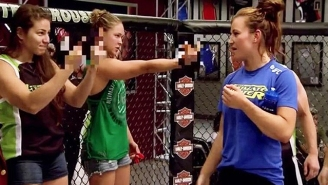 Miesha Tate Believes Her Rivalry With Ronda Rousey Is One Of The Best In MMA History