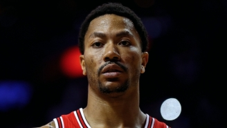 Could The Knicks Actually Try To Acquire Derrick Rose?