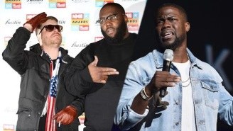 El-P Of Run The Jewels Isn't Happy With Kevin Hart's 'Run The Jewels'