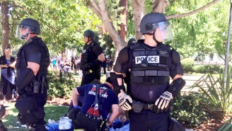 A Sacramento White Nationalist Rally Turns Violent With Multiple Stabbings Reported