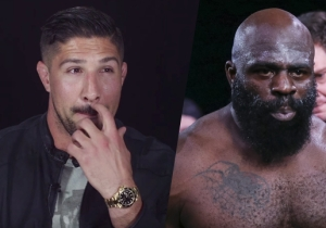 Former UFC Fighter Brendan Schaub delivers an emotional tribute to Kimbo Slice