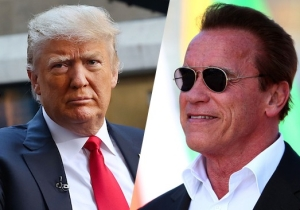Arnold Schwarzenegger Said He Is Not Bothered By Trump's 'Celebrity Apprentice' Role