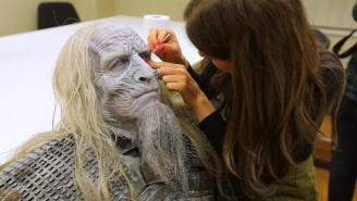 Watch Anthrax's Scott Ian Transform Into A White Walker For 'Game Of Thrones'