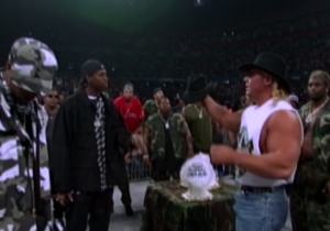 Remembering The Time WCW Paid Master P $2 Million To Have A Cake Fight