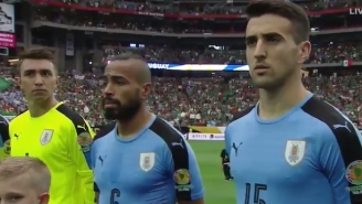 Uruguay's Soccer Team Was Stunned When The Wrong National Anthem Played At Copa America