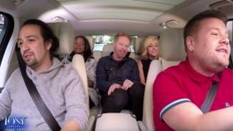 James Corden Grabs An All-Star Broadway Cast For A Special Tony Awards 'Carpool Karaoke'