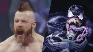 WWE Superstar Sheamus Wants To Join The Marvel Universe As The New Venom