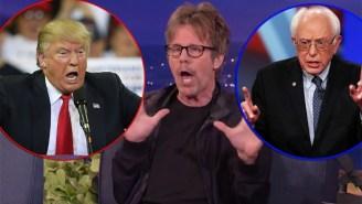 Call 'SNL,' Dana Carvey Has Perfected His Donald Trump And Bernie Sanders Impressions