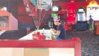 This Photo Of An Autistic Girl Alone At Her Own Birthday Party Has Gone Viral For A Very Positive Reason