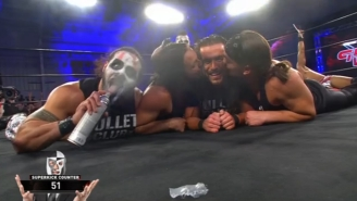 New Bullet Club Member Adam Cole Misses Ring Of Honor Events After Being Hospitalized For Pneumonia