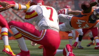 The New 'Madden 17' Gameplay Trailer Is Here, And Blocked Kicks Have Never Looked Better