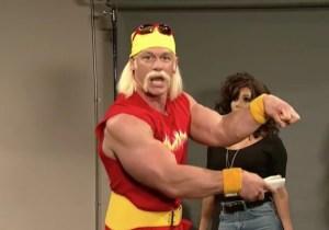 John Cena Nailed This Hulk Hogan Impression On 'Maya And Marty'