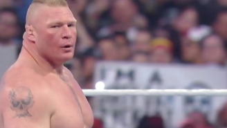 Brock Lesnar Has Been Drug Tested Five Times Since Announcing His Return To The UFC