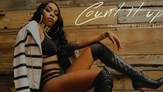 Tink Partners With Jahlil Beats For 'Count It Up'