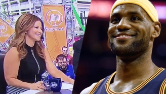 Rachel Nichols Puts A Stop To Talk About LeBron Sliding Into Her DMs