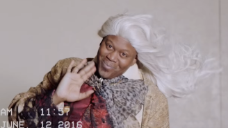Watch Tituss Burgess' Lost 'Hamilton' Audition